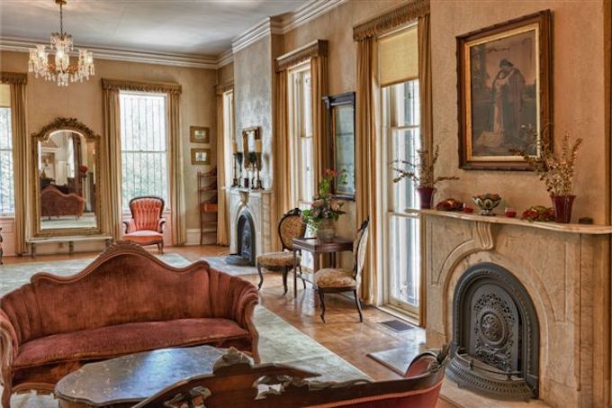 Restore This C1866 Donald McDonald House In Savannah GA On The Market For 16M PHOTOS