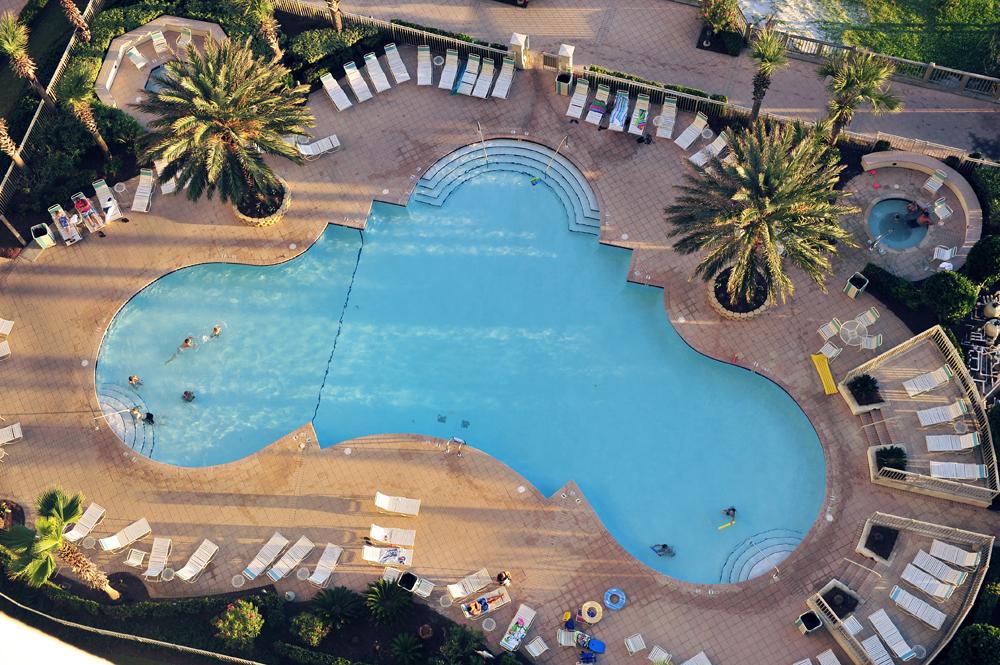 Availibility for Beach Club Gulf Shores AL 901A Vacation