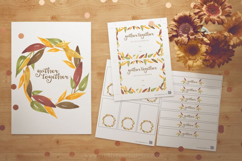 gather-printables
