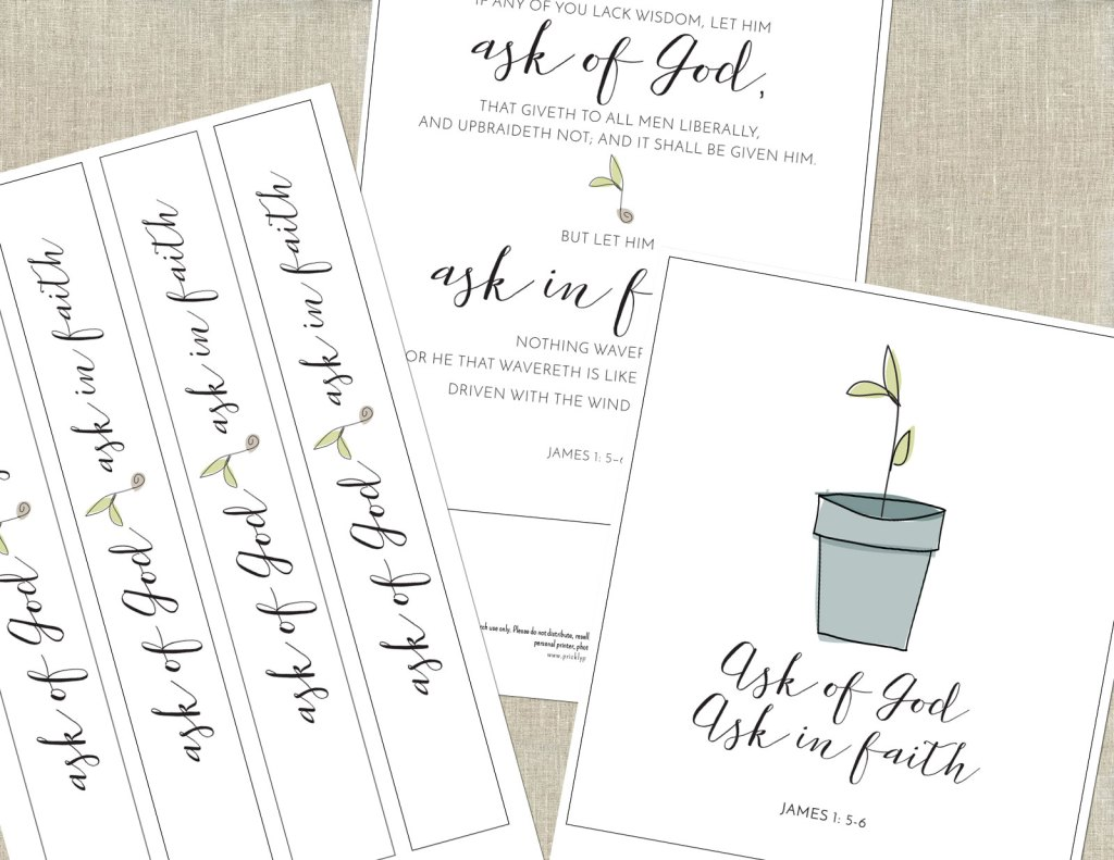 PPDC YW 2017 Simple Sprout Mutual Theme Presidency Organization Kit | LDS Printables | DIY Design