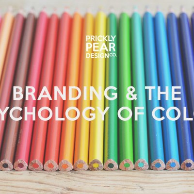 Branding & the Psychology of Color – How to Use Color Like a Marketing Pro