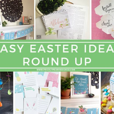 My Favorite Easter Ideas Roundup