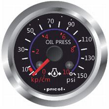 pricol oil pressure gauge wiring diagram knit stitch gauges engnieering industries limited p20 9630