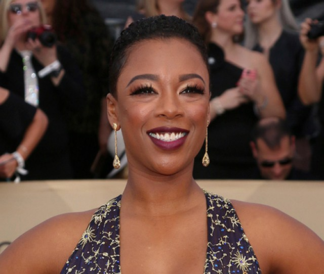 Samira Wiley Says An Orange Is The New Black Costar Outed Her As Gay
