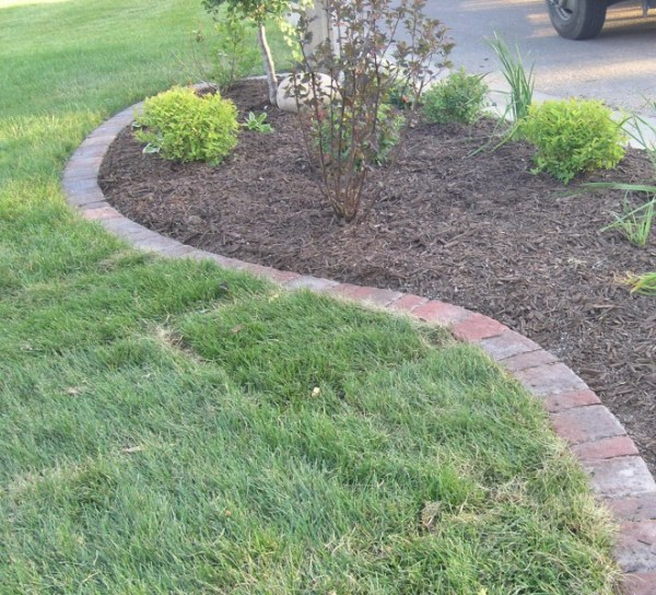 landscape edging plymouth mn