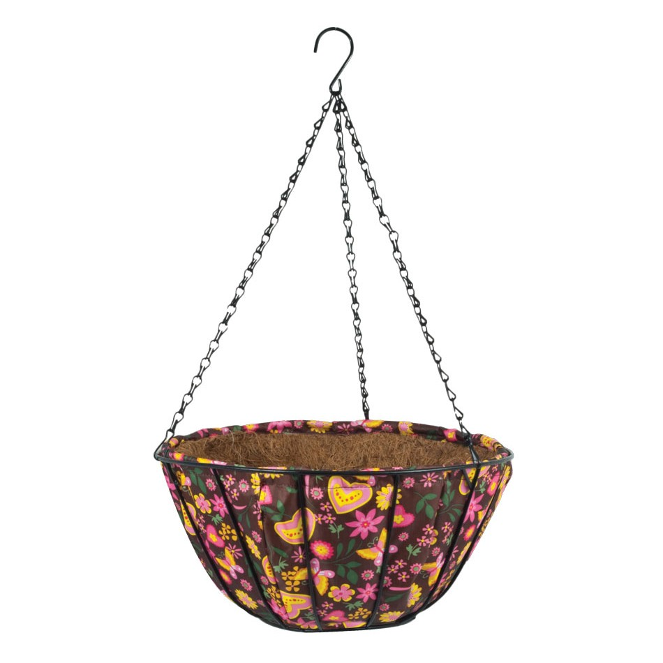 14 Garden Party Hanging Basket  Pride Garden Products