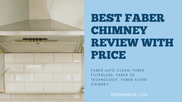 Faber chimney with price.