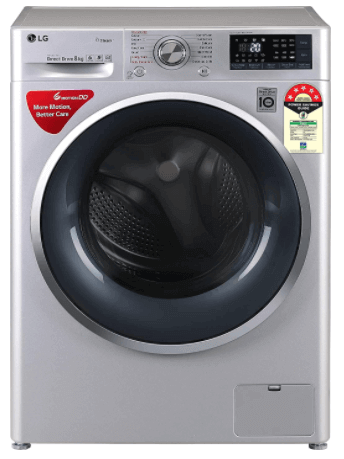 LG washing machine price in India