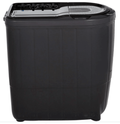 Whirlpool 7 kg 5 star semi-automatic top loading washing machine.