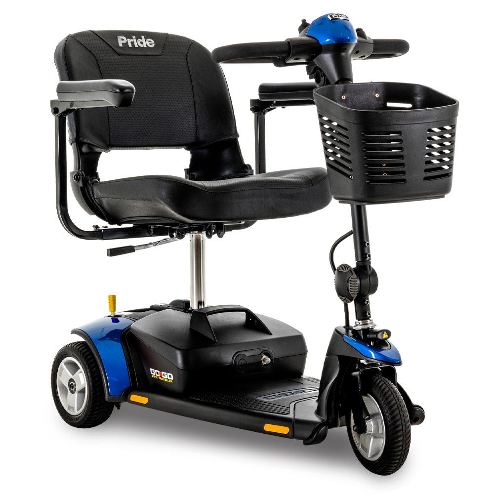 medium resolution of go go elite traveller 3 wheel