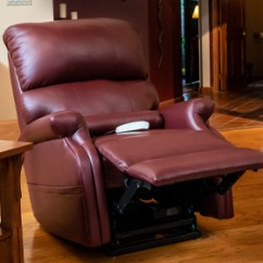 Lift Chairs Edmonton Ab Fold Up High For Babies Our Electric Power Recliners Pride Mobility Luxurious Fabrics