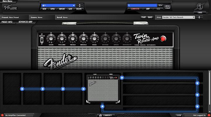 Conheça um pouco mais sobre o Fender Fuse®  | Tectronica