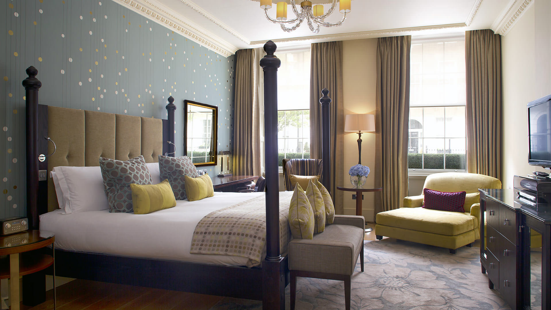 The Arch Hotel Luxury 5 Star Hotels Marble Arch London