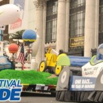 Indy 500 Parade Information