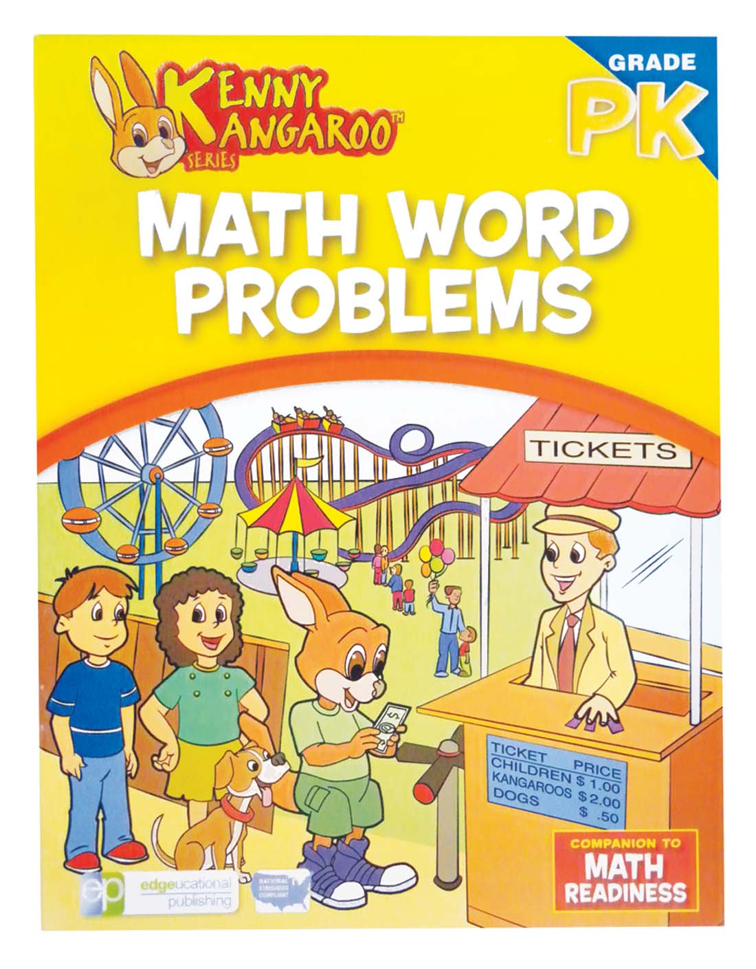 Word Problems For Pre K