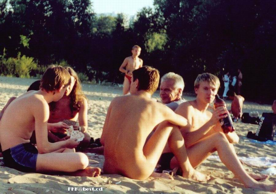GAY NUDE BEACH IN MOSCOW RUSSIA