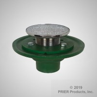 P-325 | Replacement Cast Iron Drain Cover