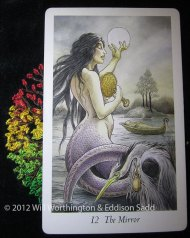 wasting, issue, psychic, tarot