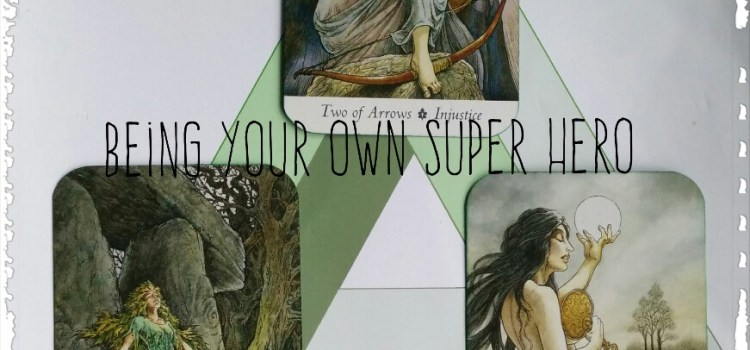Can you be Your Own Super-hero ?