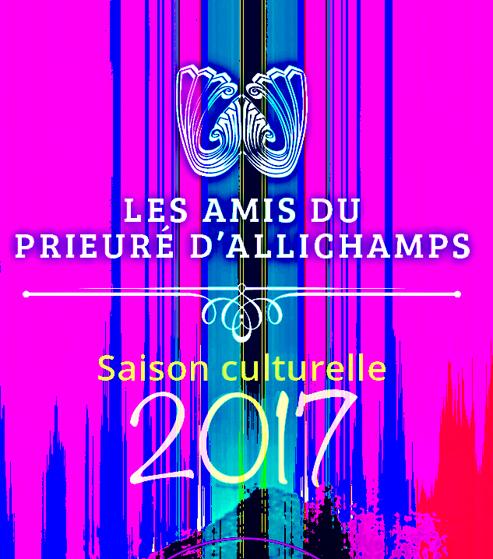 2017 – Programme complet de la saison culturelle