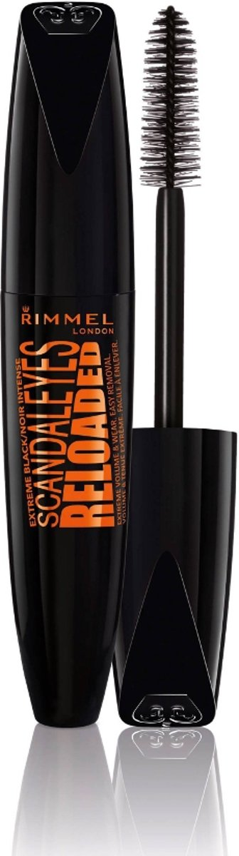 Rimmel London Scandaleyes Reloaded Mascara 004 Very Black