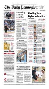 Spruce Street - The Daily Pennsylvanian