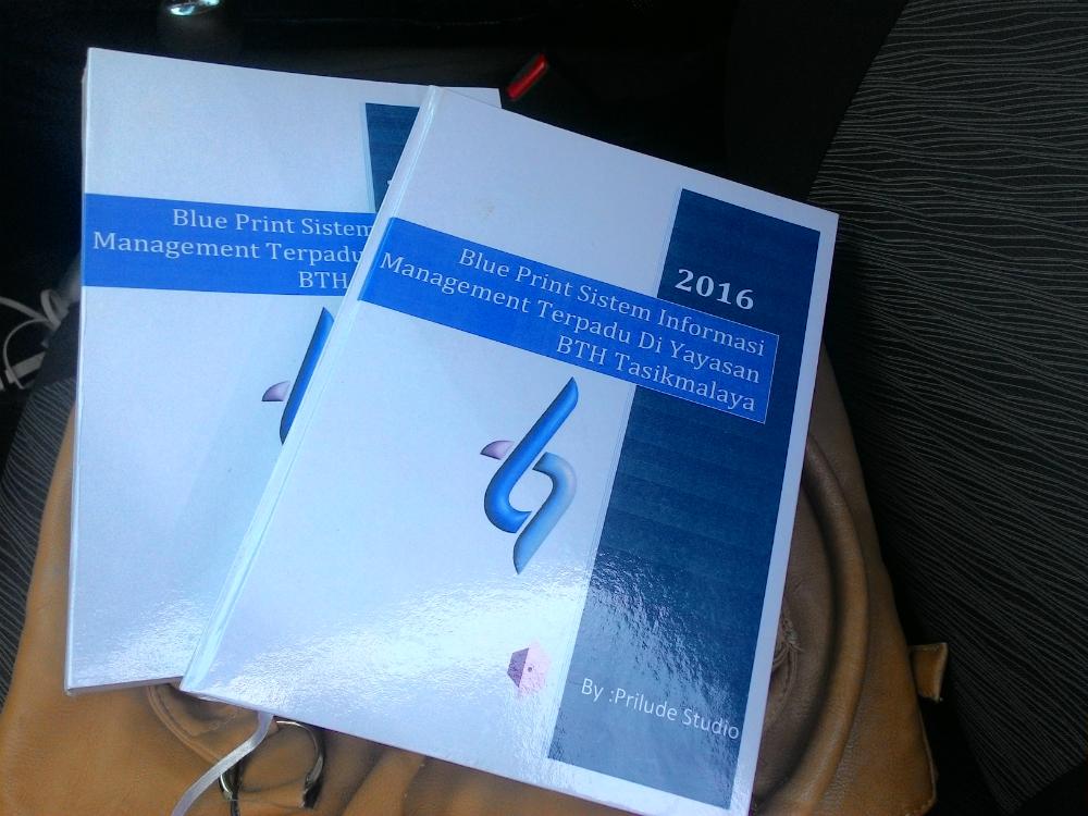 Perancangan Blue Print Sistem Informasi di Yayasan BTH Tasikmalaya