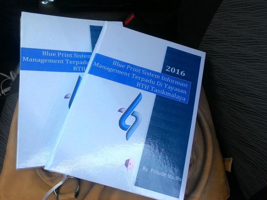 Perancangan Blue Print Sistem Informasi Management Terpadu di Yayasan BTH Tasikmalaya