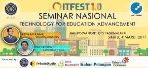 Seminar Nasional ITFest Universitas Muhammadiyah Tasikmalaya