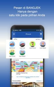 Aplikasi Ojek Online Profesional