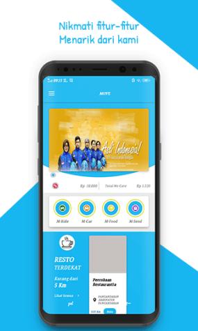 Aplikasi Ojek Online Professional