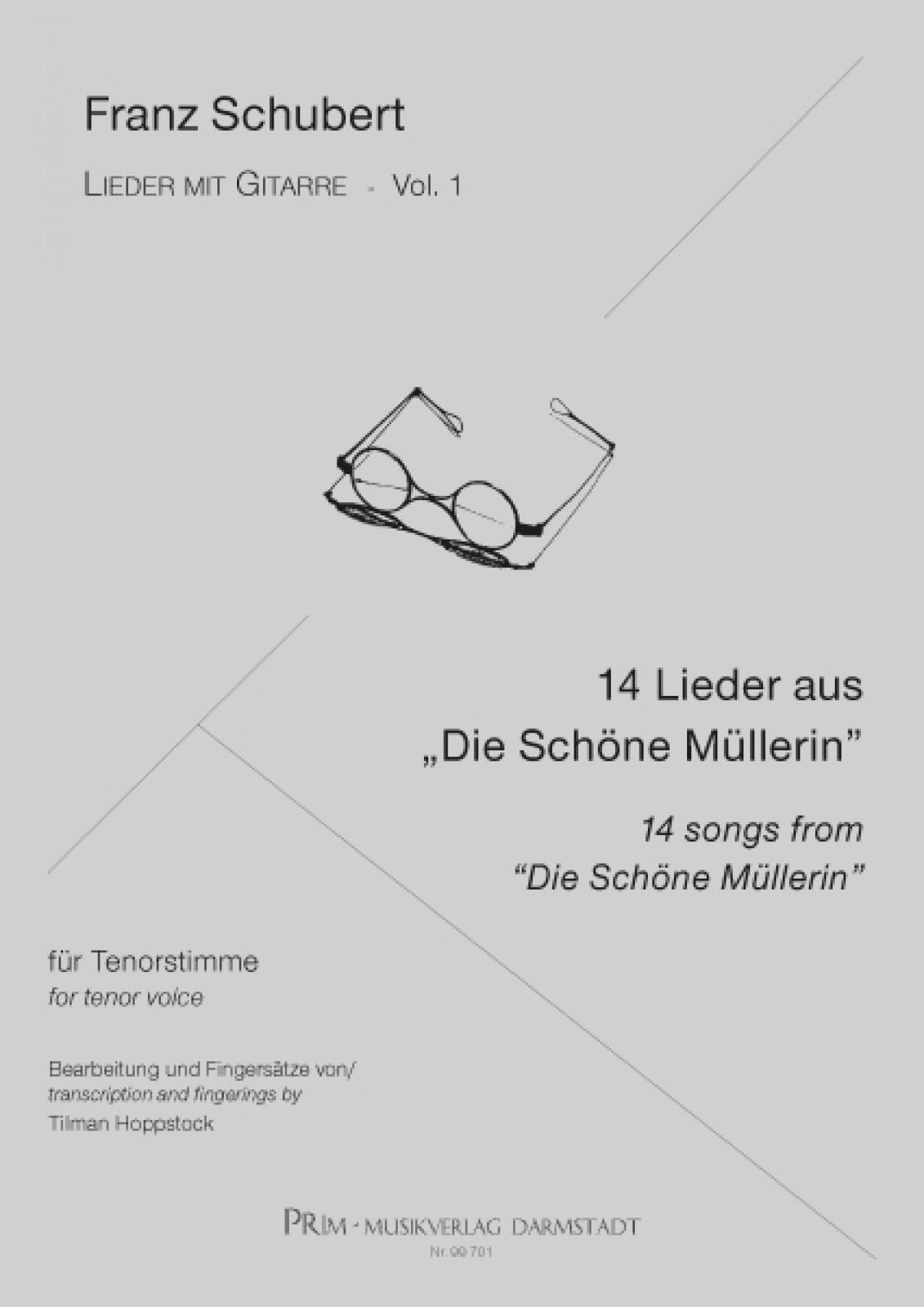 Schubert: 14 Lieder aus Die schöne Müllerin