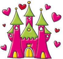 Marabu Window Color Set Princess World - Prima Basteln