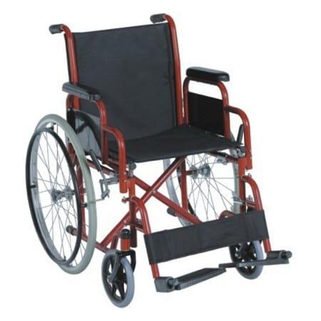 Delux Wheelchair