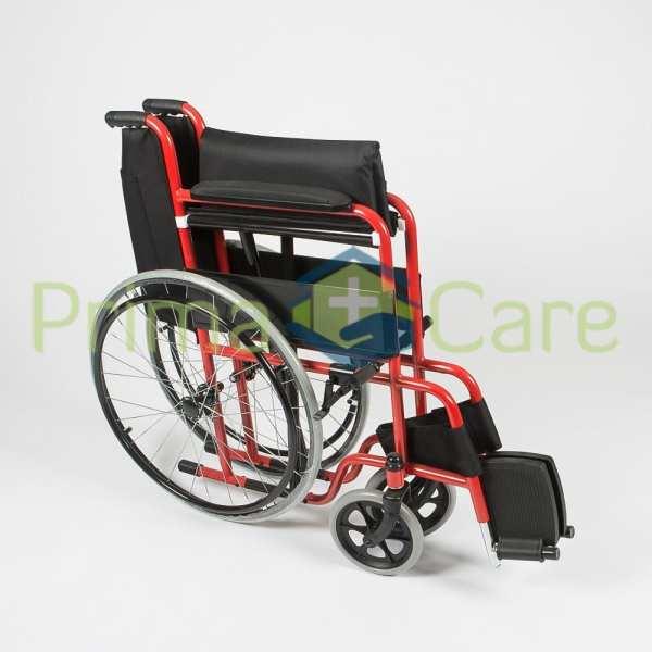 Wheelchair - Standard - Folded