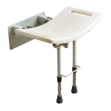 Shower Chair - Drive Medical - Wall mounted