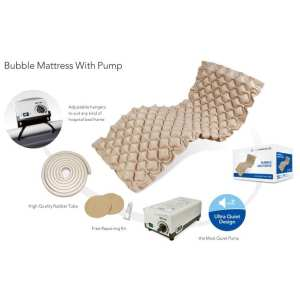 Bubble Pad Mattress Overlay - Alternating Pressure - M4 - Overview