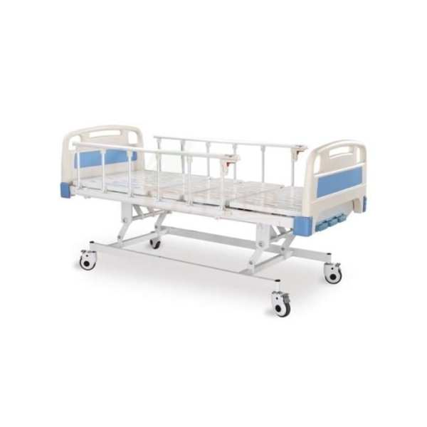 Hospital Bed - Manual - 3 Crank - Height adjustment