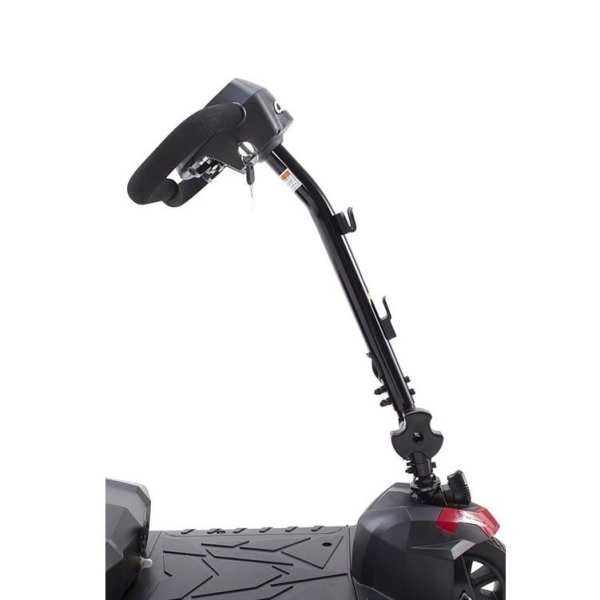 Mobility Scooter – Drive Medical - Scout - 3 Wheel - Adjustable Tiller