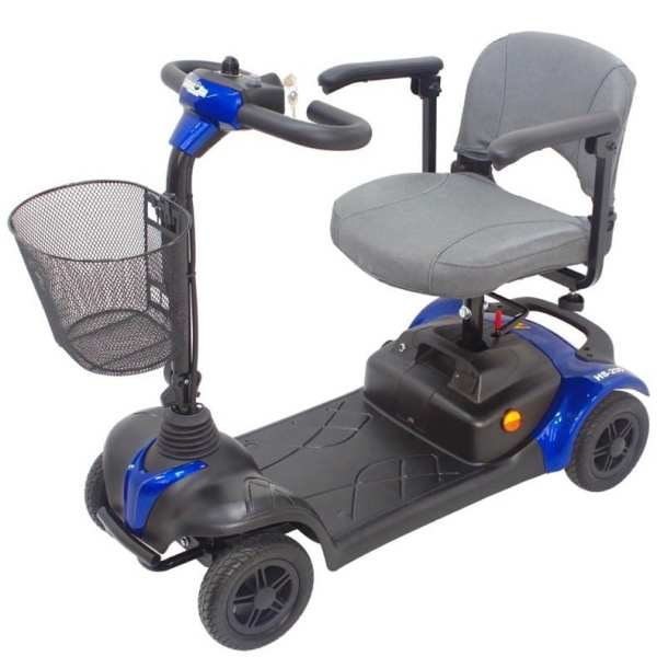 Mobility Scooter - CTM - HS 295 - Blue