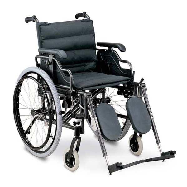 Wheelchair - Deluxe - Elevating Legrest