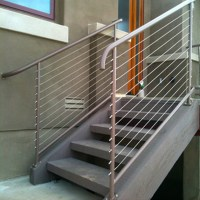 Stainless Steel Wire Raiing Cable Balustrade Tension Wire ...