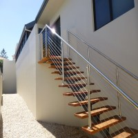 Stainless Steel Stair handrail Cable Railing for Staircase ...