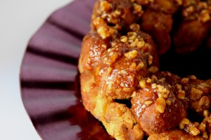 Paleo Pumpkin Monkey Bread