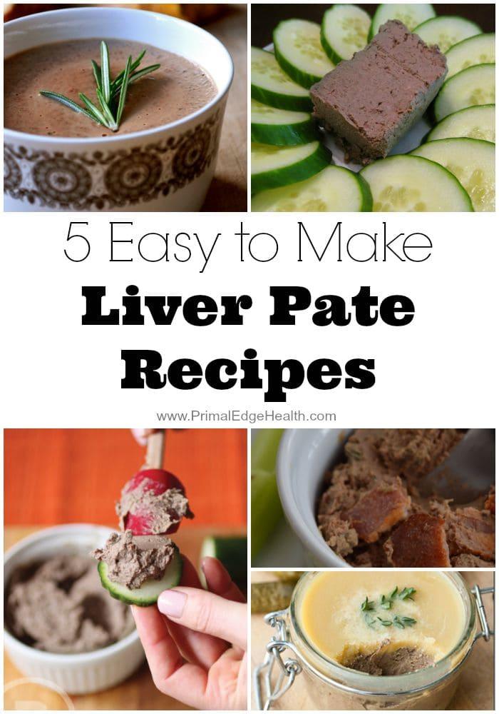 Chicken Liver Pate Recipe
