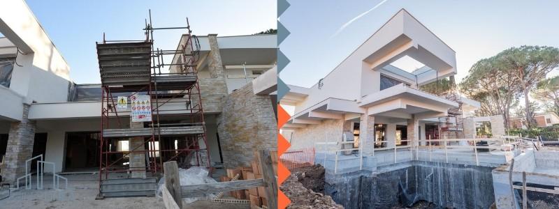 Case Ristrutturate Prima e Dopo  Ristrutturazioni Roma