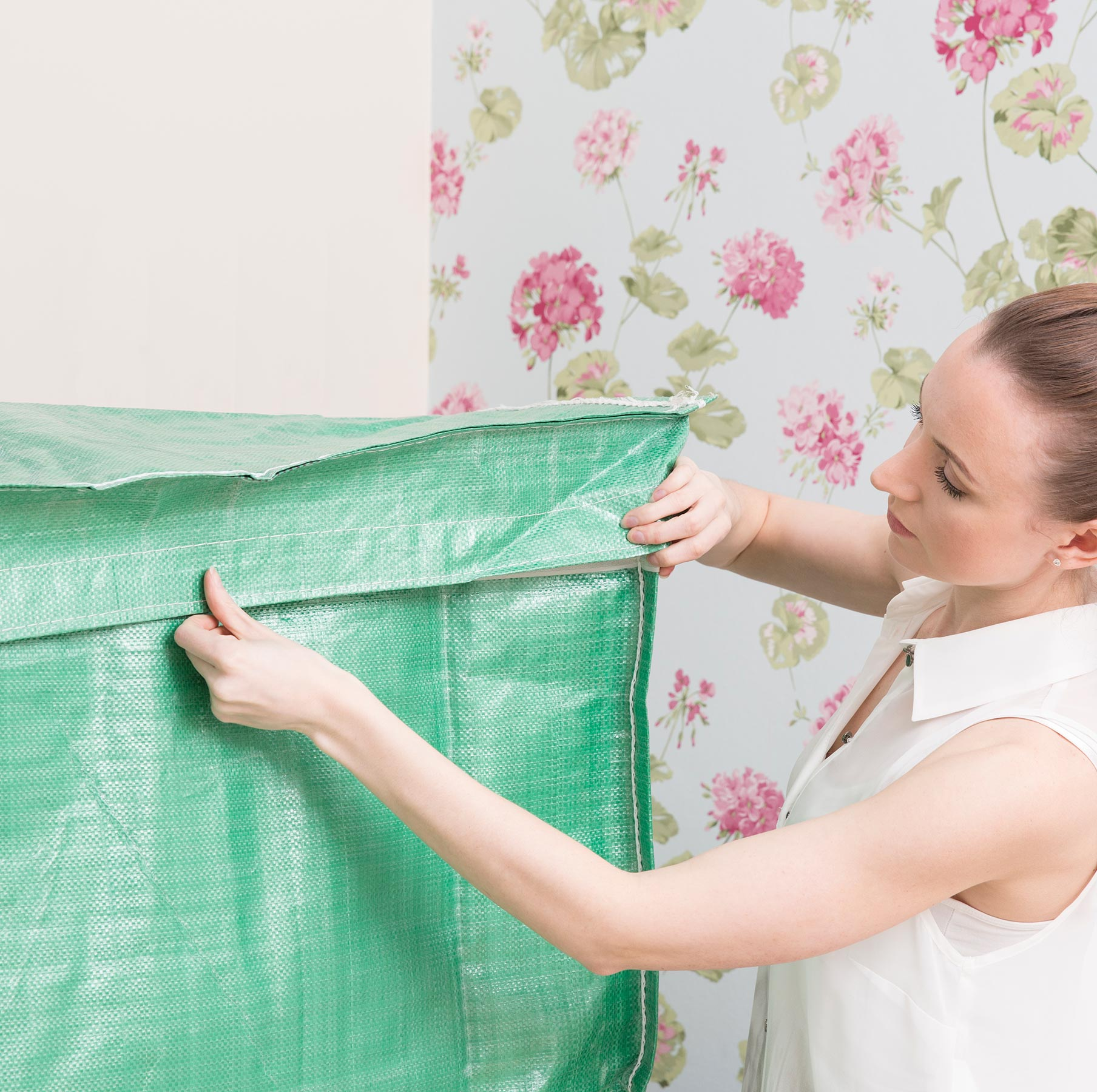 Plastic Mattress Bags Moving