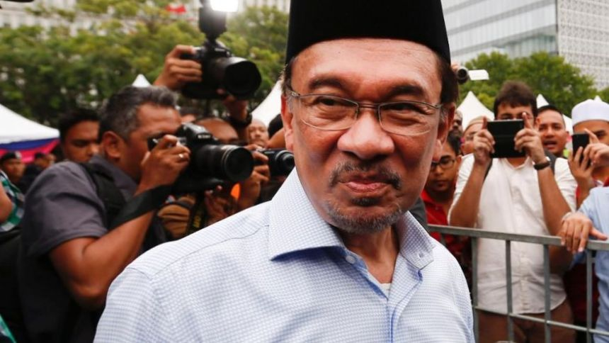 Image result for Malaysian opposition leader Anwar Ibrahim