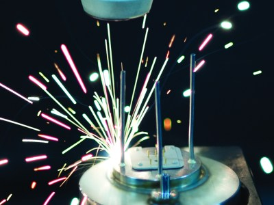 SmartRamp™ Capability For End Point Control in Laser Welding