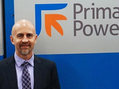 Global Support and Spare Parts Senior Manager Jon Loch
